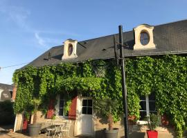 Agréable maison de campagne, Parigné-l'Évêque (рядом с городом Brette-les-Pins)