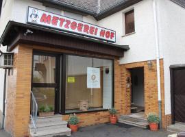 Casa Metzjersch, Gemünden
