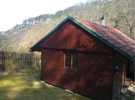 chata u certovych hlav, Želízy (Kokořín yakınında)