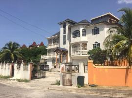 Marshan Villa, Montego Bay (Irwin yakınında)