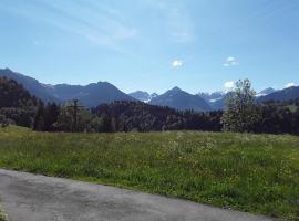 Tiefenbacher Hof, Oberstdorf (Lochwiesen yakınında)
