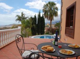 Villa Jade, Candelaria (Icoro yakınında)