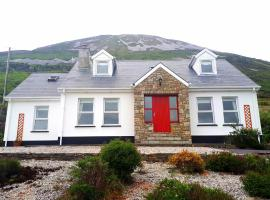 Dunlewey Lodge - Self Catering Donegal, Gweedore