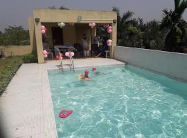 Bungalow 41/11 @ Vedic Village Resorts, Gauripur