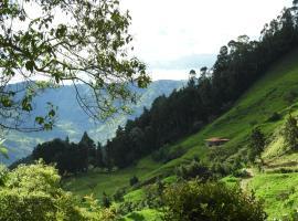 bosque nativo, Guarne (Barbosa yakınında)