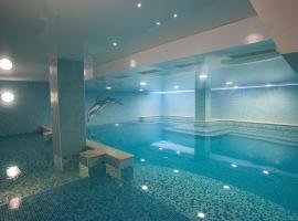 C Comfort Hotel & Wellness, Hisarya