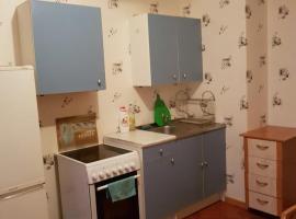 Apartment on mikroraion 3, Ignat'yevo
