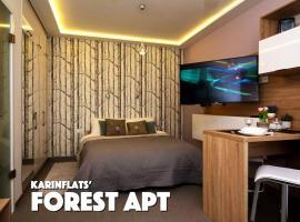 Karinflats – Forest apt.