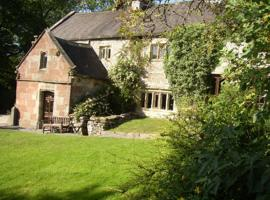 Wolfscote Grange Farm Bed & Breakfast, Hartington (рядом с городом Hulme End)