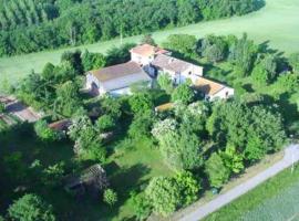 Chambre d'Hôtes Encatello, L'Isle-en-Dodon (рядом с городом Сен-Лоран)