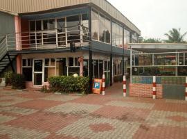 Da 411 Hotel, Ibadan (Near Iseyin)