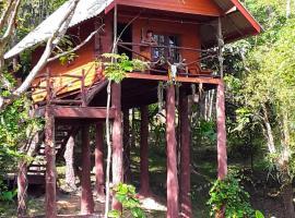 Treehouse-Holidays, Ko Yao Noi (in de buurt van Ko Yao Yai)