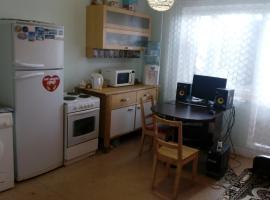 One room, Pirogovskiy