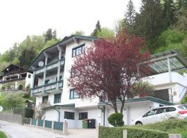 Nachbarhaus apartmanok, Radenthein (Sankt Peter in Tweng yakınında)