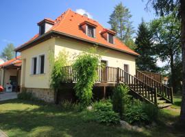 Rekreační a školicí středisko Zájezek, Chlum u Třeboně (Hamr yakınında)