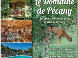 Le Domaine De Pecany, Paleyrac (рядом с городом Le Buisson de Cadouin)