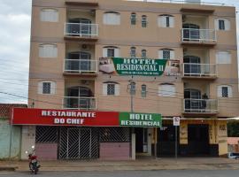 Hotel e Churrascaria Residencial 2, Montes Claros (Francisco Sá yakınında)