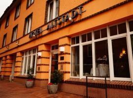 Ringhotel Altstadt, Güstrow (Lüssow yakınında)