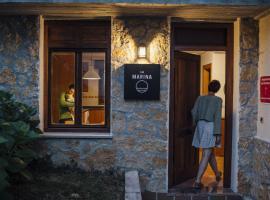 The Cantabrian Eco-Apartamentos, Serdio (Estrada yakınında)