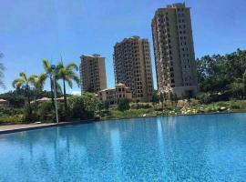 Poltton International Service Apartment Zhangzhou Changtai Mayang Branch, Zhangzhou (Changtai yakınında)