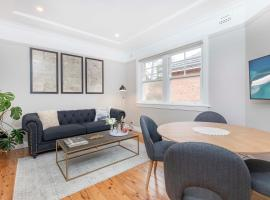 Luxury two bedrooms apartment in heart of Manly