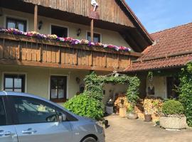 Ferienwohnung Familie Klasen, Türkelstein (Morschreuth yakınında)