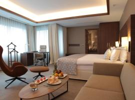 Bricks Airport Hotel İstanbul
