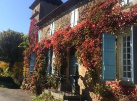 Maison De La Tour, Les Junies (рядом с городом Pontcirq)