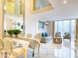 Luxury Apartment, Guangzhou (Dagang yakınında)