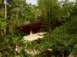 Tangkoko Sanctuary Villa, Bitung (рядом с городом Pulau Mogogimbun)