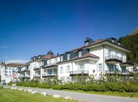 Kempinski Residences St. Moritz, St. Moritz (Sankt Moritz-Bad yakınında)