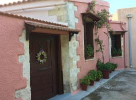 Stone @ Wood Traditional House - Pazinos Village Chania, Galangádhos (рядом с городом Khordhákion)