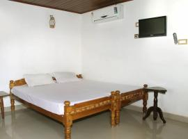 4 BHK Homestay in Kumbalanghi, Kochi(5DFE), by GuestHouser, Коччи (рядом с городом Kandakkadava)