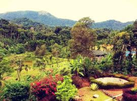 CoorgBlossom HomeStay, Srimangala (рядом с городом Kurchi)