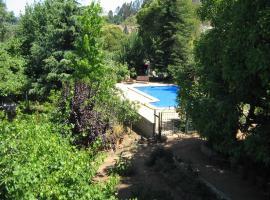 Quinta Escondida, Limache (San Francisco de Limache yakınında)