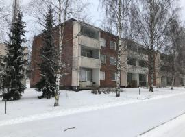 Studio apartment in Raisio, Rankionkatu 5