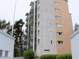 One bedroom apartment in Turku, Saarenmaankatu 8