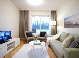 Compact one-bedroom apartment in Vuosaari