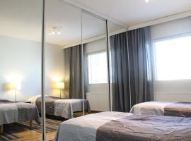 Two bedroom apartment in Järvenpää, Sibeliuksenkatu 23, Ярвенпяа (рядом с городом Ruskela)