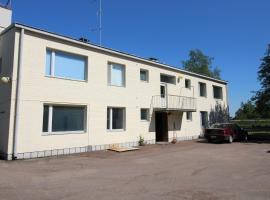 Studio apartment in Hamina, Pajutie 2, Хамина