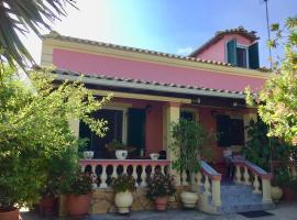 Beautiful Villa Perivoli, Периволион (рядом с городом Виталадес)