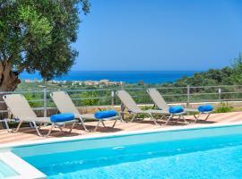 Aqua Blue Villa, Georgioupoli