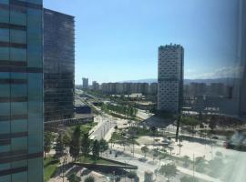 Fira Apartment 10 mins to BCN Center