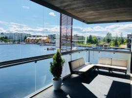 Kuopio on the water
