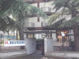 Hotel Belvedere, Castrocaro Terme (Predappio yakınında)