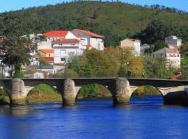 Hostal O Pincho, Ponte Do Porto (Pedrouzo yakınında)