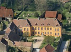 Gîte Château Sainte Colombe, Sainte-Colombe-en-Auxois (рядом с городом Brain)