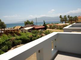 Apartments Chiliadou, Chiliadou (рядом с городом Монастираки)