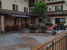 Al Fienile, Orzano (Remanzacco yakınında)