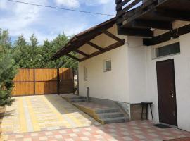 House Lesnoy Apartment with Sauna, Minsk (Luskovo yakınında)